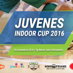 Turneu Amical – Juvenes Indoor CUP