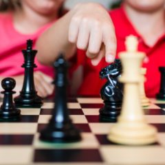 Tabără de şah şi matematică
