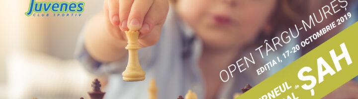 Open Târgu Mureș 2019 – Turneu internațional de șah